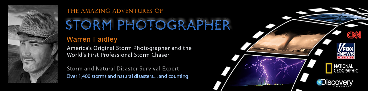 storm photographer chaser